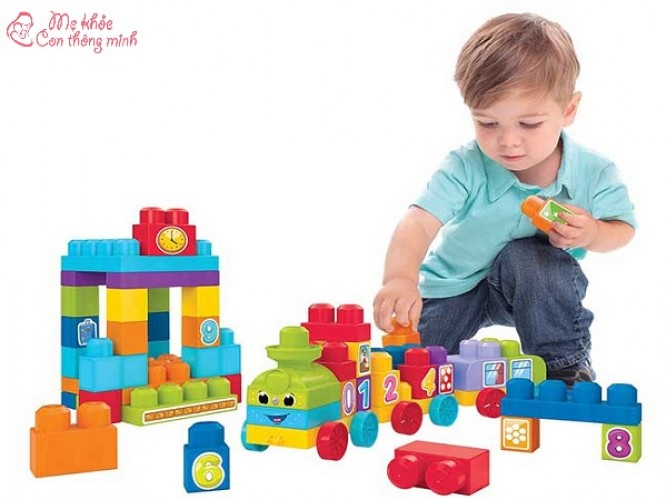 Top 7 đồ chơi thông minh sáng tạo cho bé 3 tuổi, ba mẹ phải biết