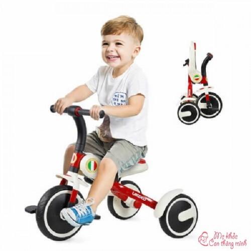 Xe đạp cho bé 2 tuổi là gì? Top 5 mẫu xe đạp tốt nhất cho bé 2 tuổi