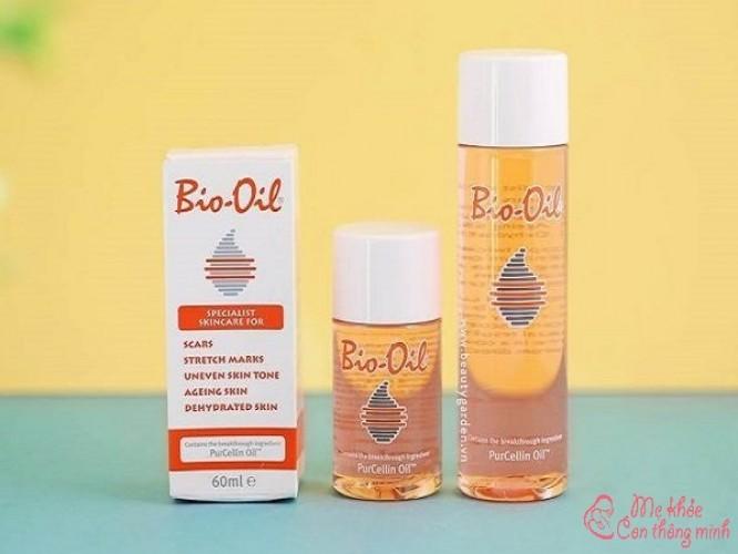 Dầu Bio Oil có tốt không? Có nên dùng cho bà bầu không?