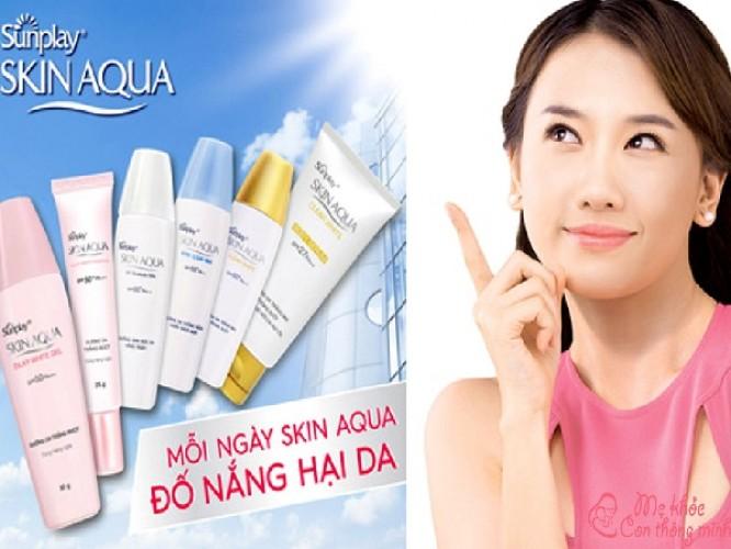 Kem chống nắng Skin Aqua có tốt không? Có nên mua không?
