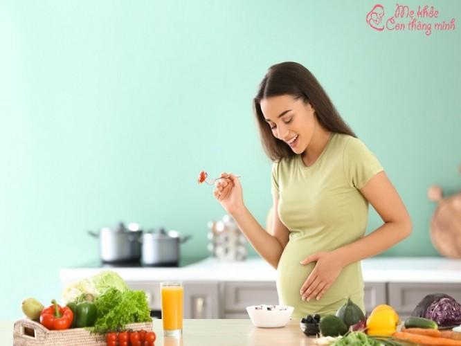Thực phẩm vàng cho bà bầu bị thiếu máu khi mang thai