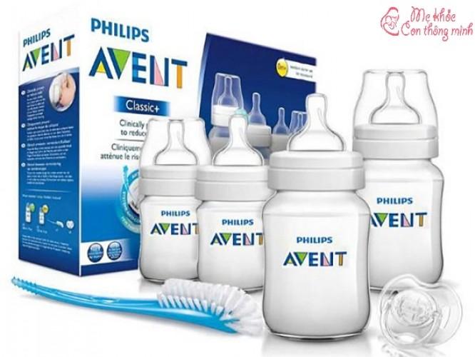 Bình sữa Avent có tốt không? Có nên dùng cho bé không?