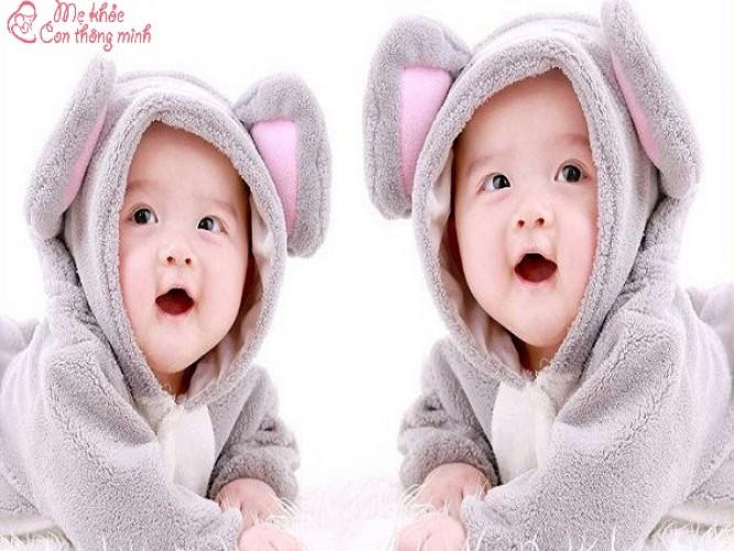 Sinh đôi cùng trứng là gì? Những lưu ý cho mẹ khi sinh đôi cùng trứng