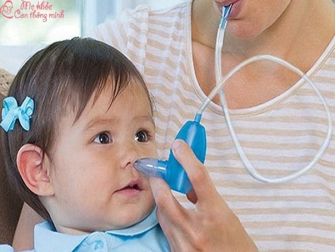 Hút mũi cho trẻ sơ sinh ngày mấy lần? Cách hút mũi chuẩn nhất cho bé