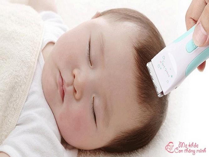 Tông đơ cắt tóc cho bé loại nào tốt? Top 5 sản phẩm siêu bền siêu khỏe