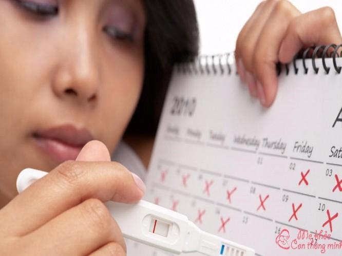 Trễ kinh nhưng không có dấu hiệu mang thai có nguy hiểm không?