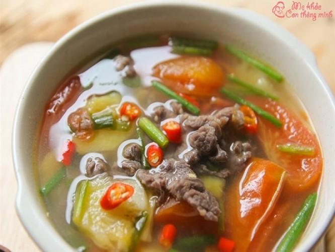 Mách mẹ 5 cách nấu canh thịt bò ngon, đậm vị, ai ăn cũng mê tít