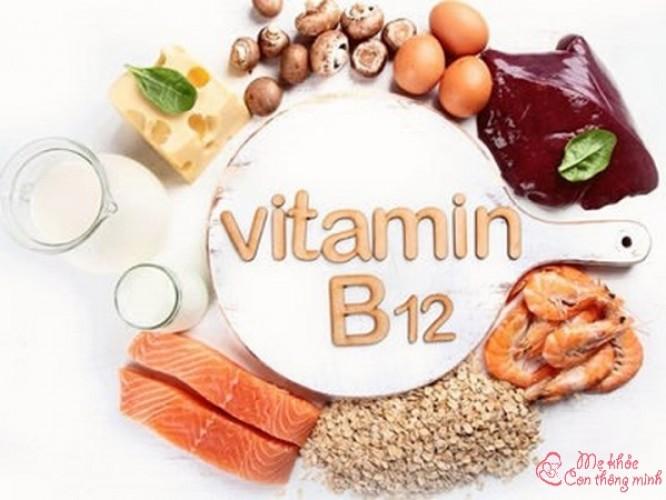 Vitamin B12 có trong thực phẩm nào? 10 thực phẩm giàu vitamin B12 nhất