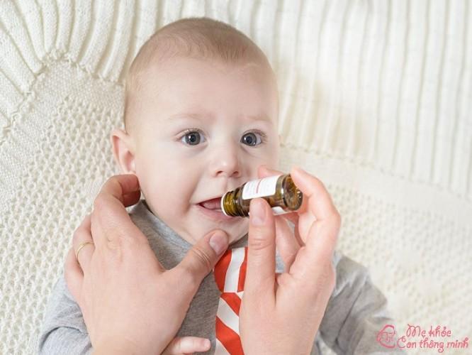 Các loại vitamin tổng hợp cho bé 1 tuổi tốt nhất hiện nay