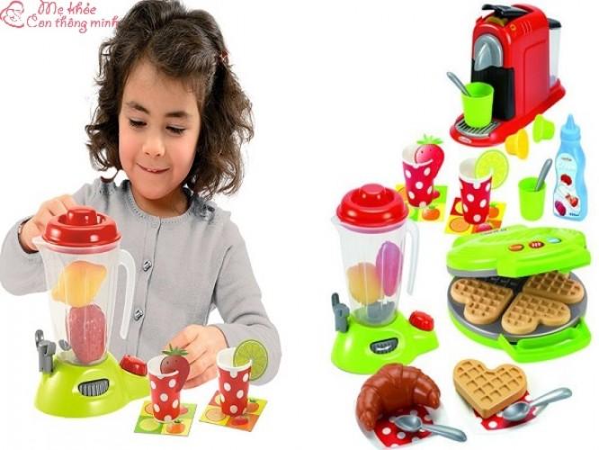 Top 5 bộ đồ chơi nấu ăn tốt nhất hiện nay, mẹ nên mua cho bé