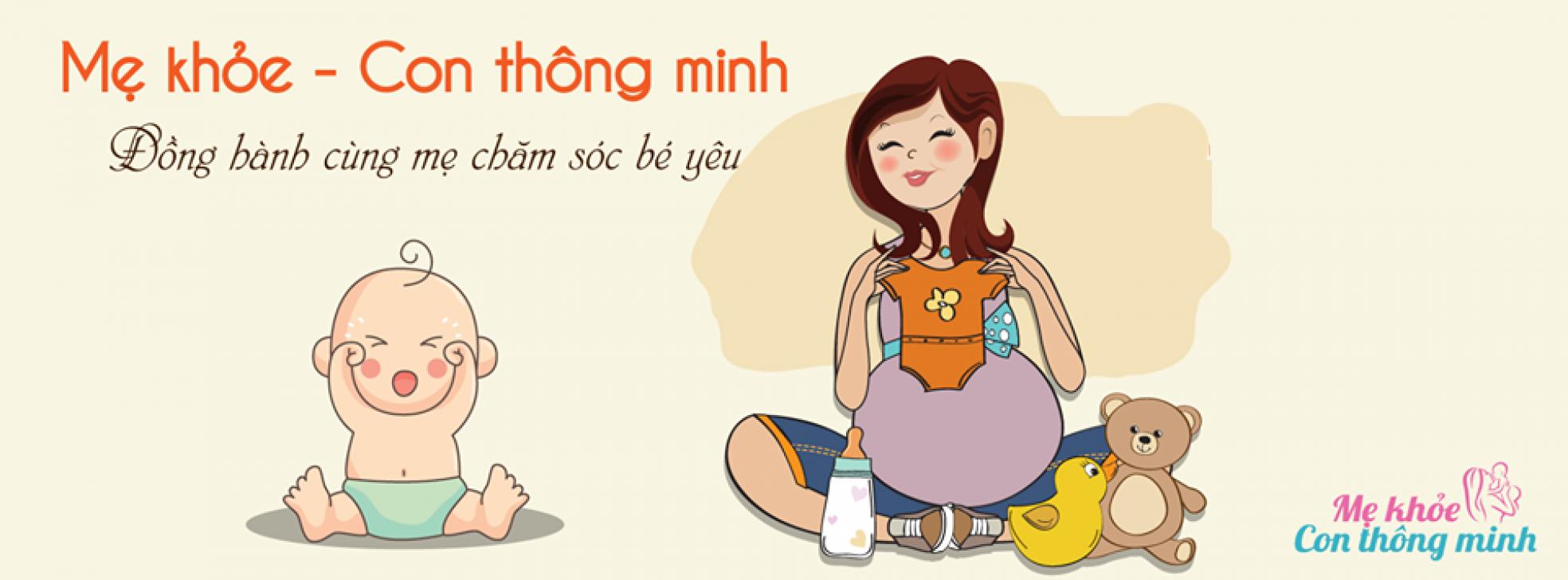 THÔNG TIN GIỚI THIỆU MẸ KHỎE CON THÔNG MINH
