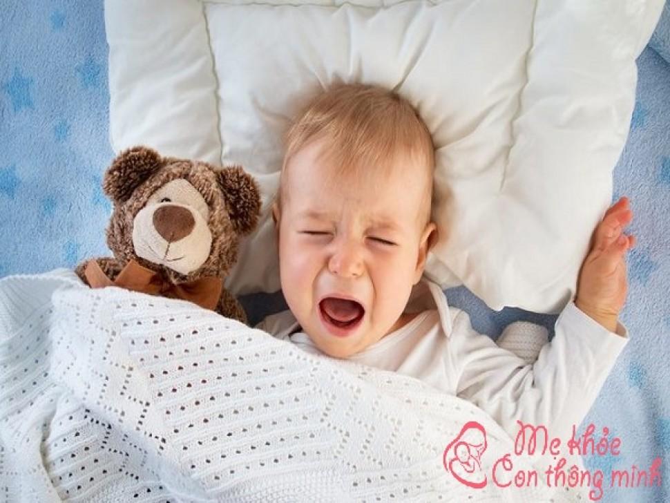 Trẻ khó ngủ thiếu chất gì? Biện pháp cải thiện giấc ngủ nhanh nhất cho trẻ