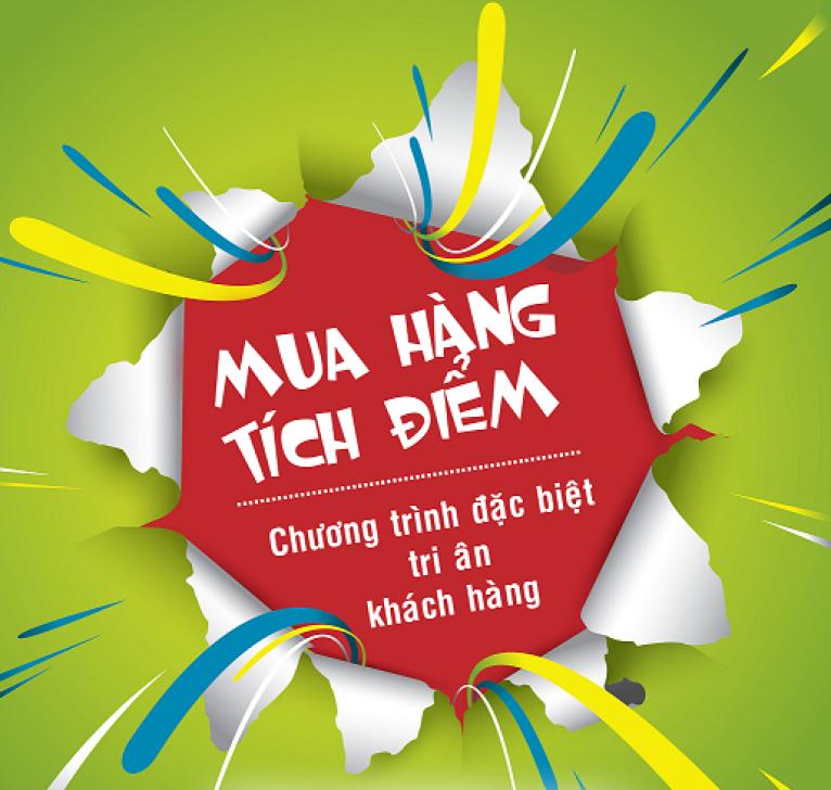 Chương trình Tích điểm và sử dụng điểm - Mekhoeconthongminh.com