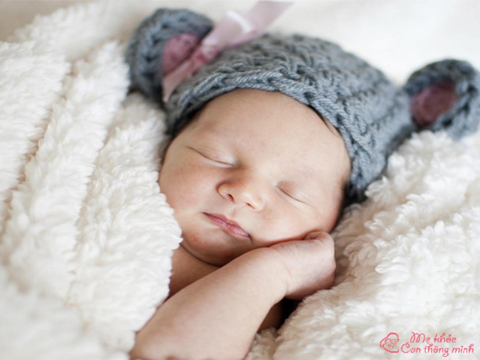 Cách chăm sóc trẻ sơ sinh vào mùa đông để trẻ không bị ốm