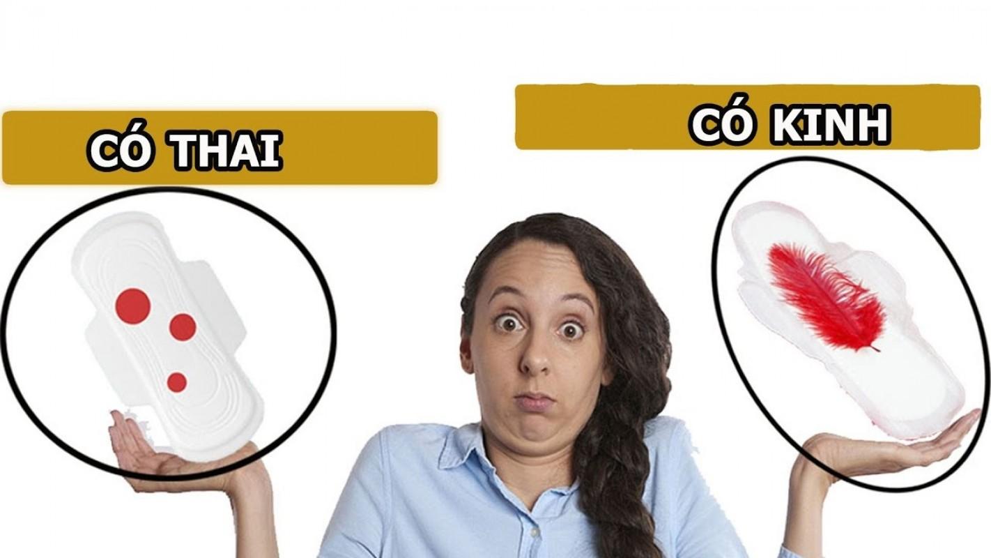 Cách Phân Biệt Giữa Máu Kinh Và Máu Báo Thai