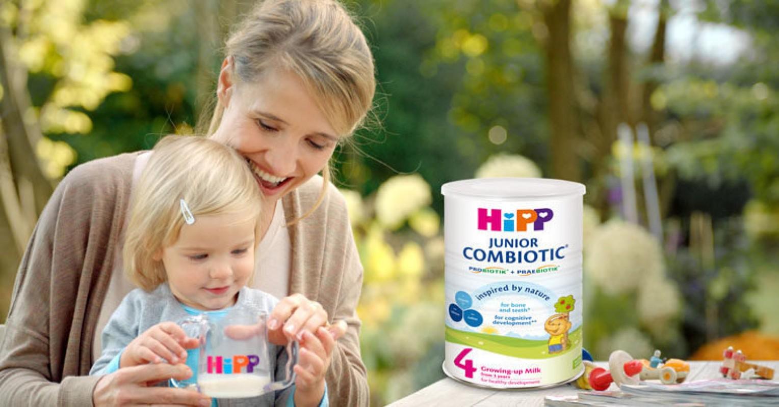 Review Sữa HiPP Có Tốt Không? Có Nên Chọn Sữa HiPP Cho Bé Không?