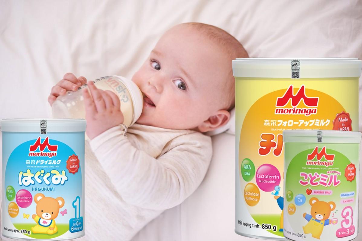 Review Sữa Morinaga Có Tăng Cân Không? Giá Bao Nhiêu? Có Tác Dụng Gì?