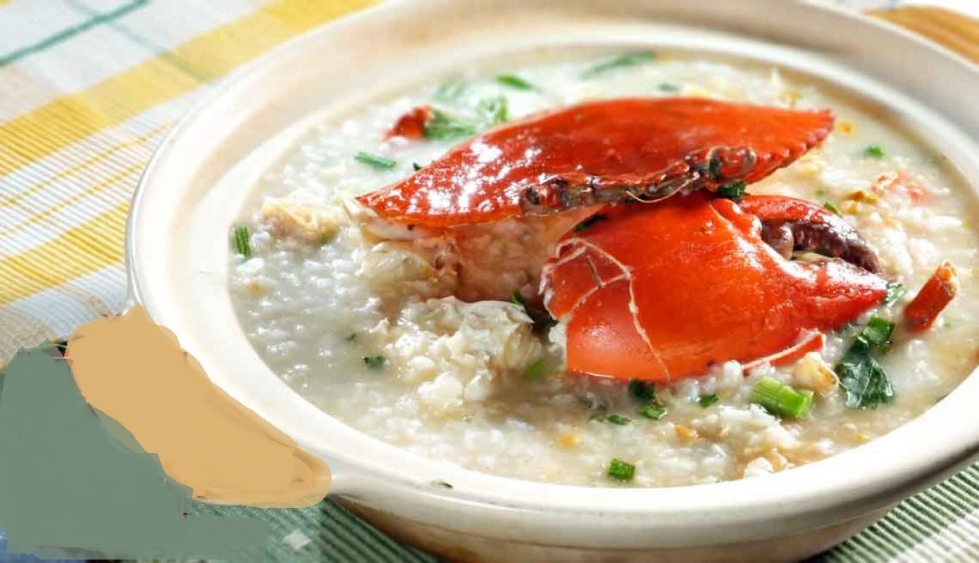 Cách Nấu Cháo Cua Biển Cho Bé Ăn Dặm
