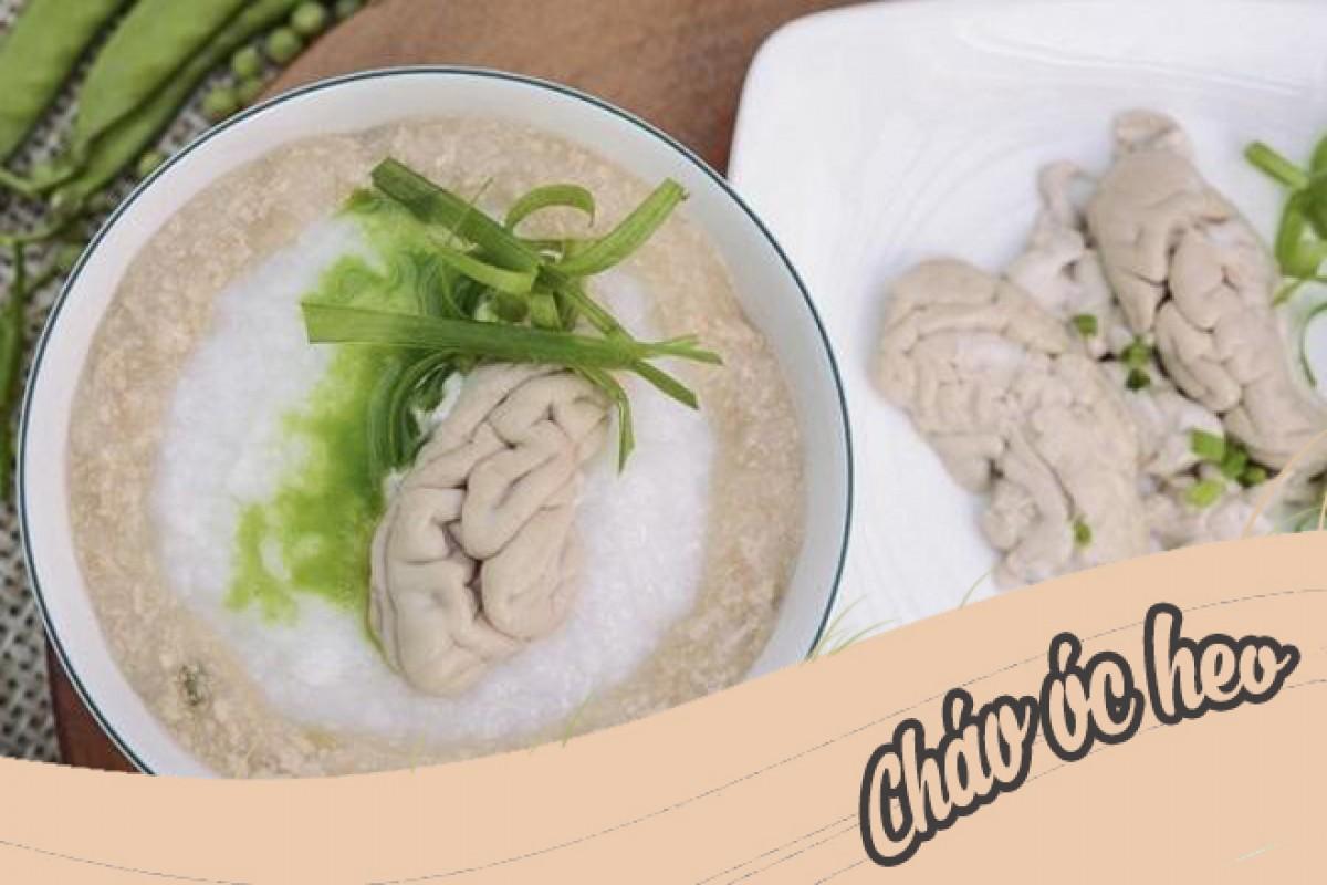 Cách Nấu Cháo Óc Heo Cho Bé Thơm Ngon, Chuẩn Vị