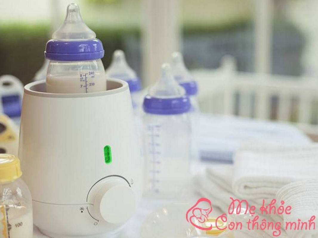 Cách Hâm Sữa Mẹ Không Mất Chất Lại An Toàn, Sạch Sẽ