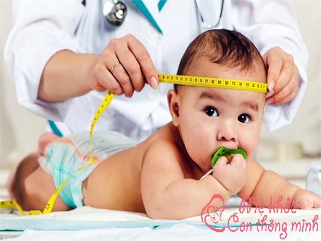 Hướng Dẫn Chi Tiết Cách Đo Vòng Đầu Của Trẻ Sơ Sinh
