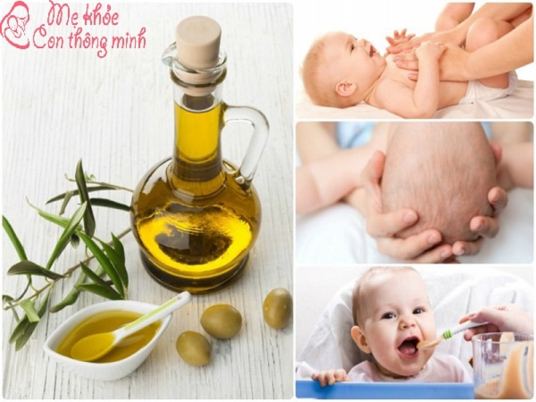 Bật Mí 3 Loại Dầu Massage Tốt Nhất Cho Bé, Mẹ Nên Áp Dụng