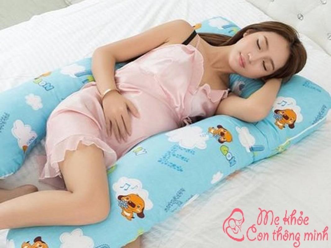 Tư Thế Ngủ Tốt Nhất Cho Bà Bầu Giúp Mẹ Khỏe, Con Thông Minh Từng Ngày