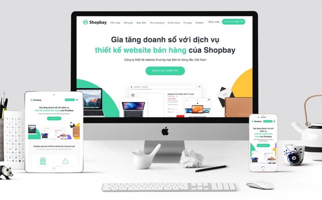 Bùng Nổ Doanh Số Bán Hàng Online Với Giải Pháp Thiết Kế Website Tại Shopbay.vn