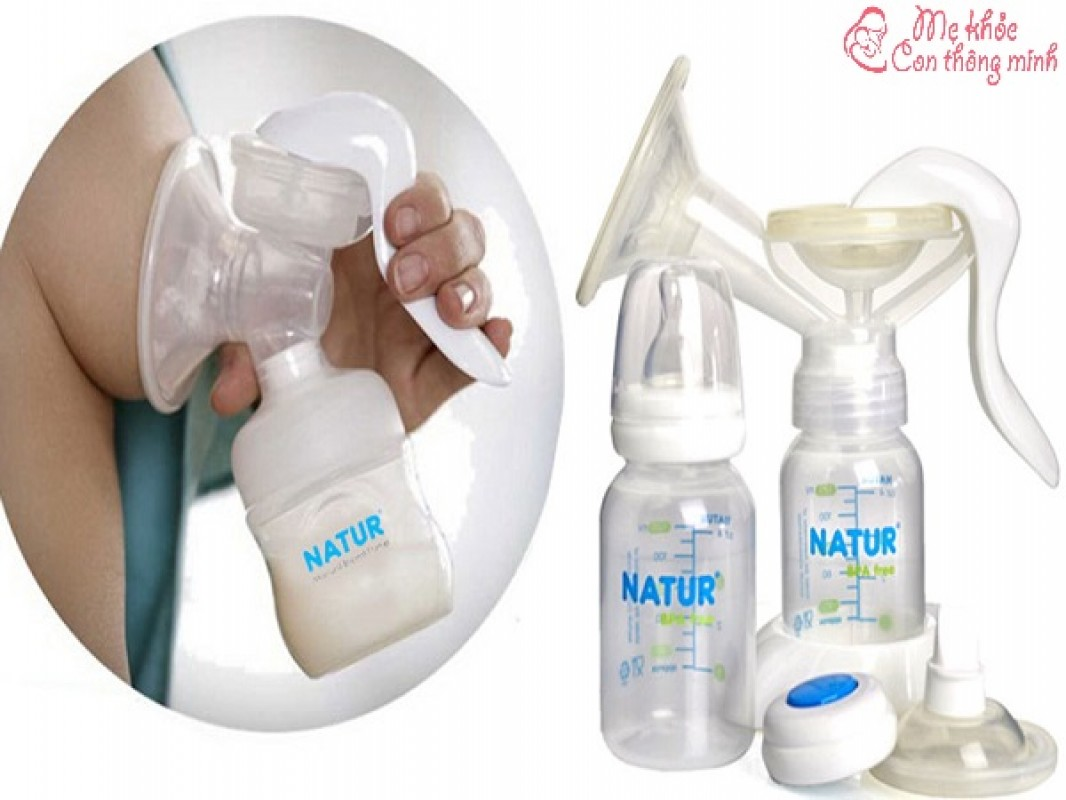 Kinh Nghiệm Hút Sữa Bằng Máy Đúng Cách Giúp Sữa Về Nhiều