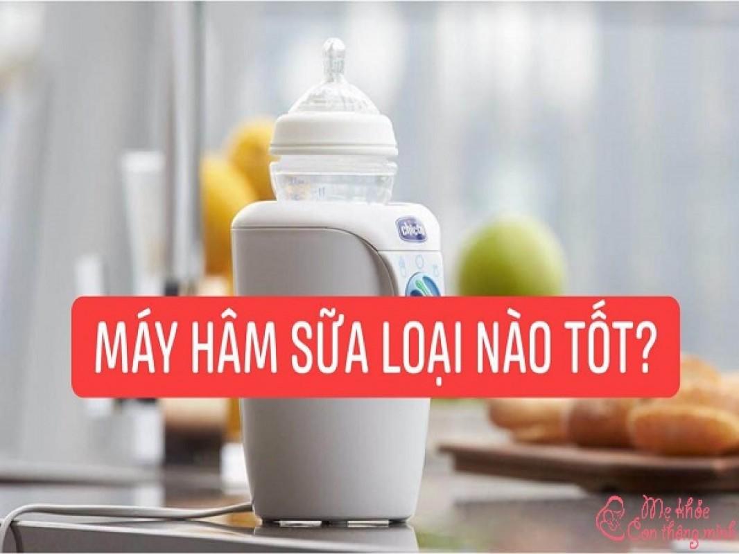 Máy Hâm Sữa Nào Tốt? Top 7 Thương Hiệu Máy Hâm Sữa Tốt Nhất 2021