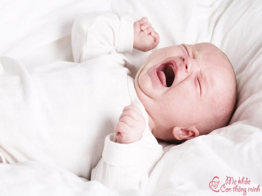 Nguyên Nhân Và Biện Pháp Khắc Phục Trẻ Sơ Sinh Khó Ngủ Về Đêm