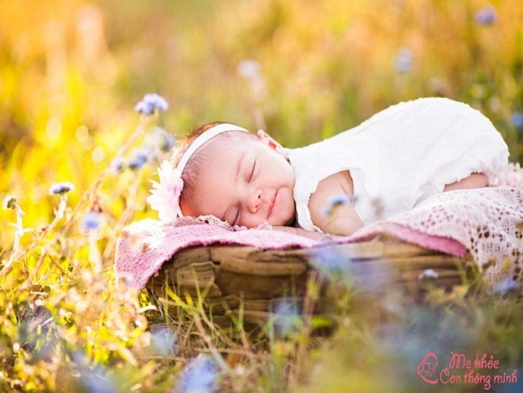 Cách Chăm Sóc Trẻ Sơ Sinh Vào Mùa Hè Giúp Trẻ Né Tránh Bệnh Tật