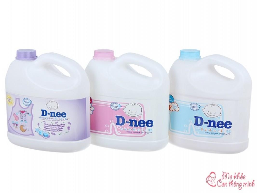 Nước Giặt Dnee Kid Có Tốt Không? Màu Nào Là Thơm Nhất?