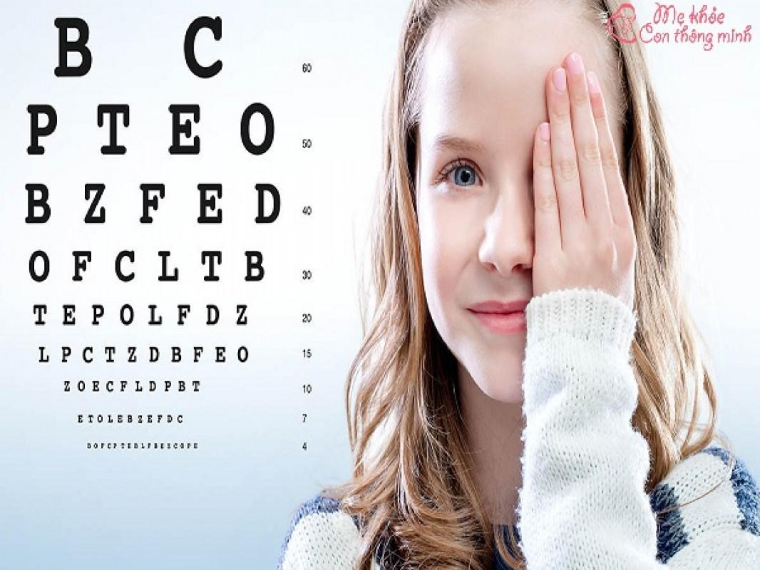 9 Bệnh Về Mắt Hay Gặp Ở Trẻ Em, Bố Mẹ Phải Biết Để Can Thiệp Sớm