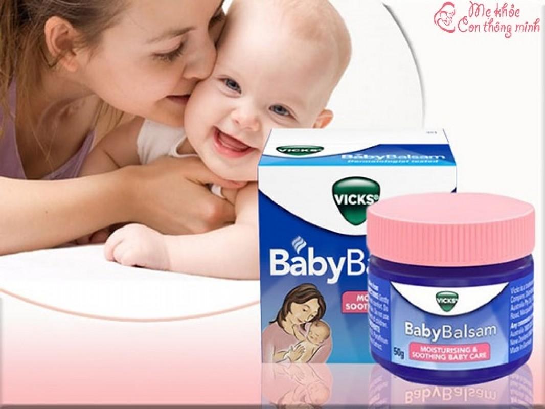 Dầu Baby Balsam Có Tốt Không? Có Nên Dùng Cho Trẻ Không?
