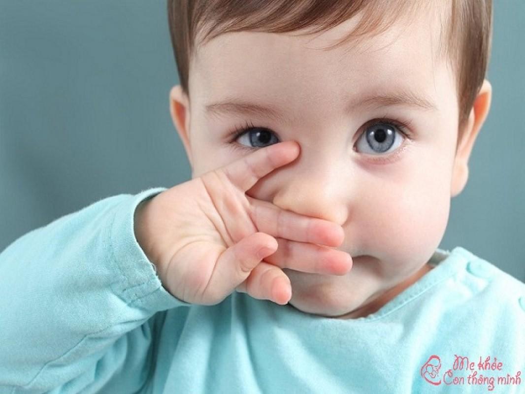 Mẹo Hay Xử Trí Trẻ Sơ Sinh Bị Sổ Mũi Giúp Bé Nhanh Khỏi Hơn