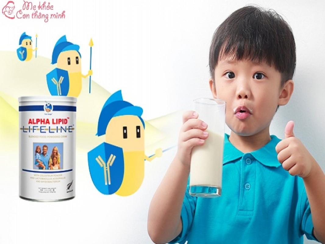 Sữa Alpha Lipid Có Tốt Không? Đối Tượng Nào Nên Sử Dụng?