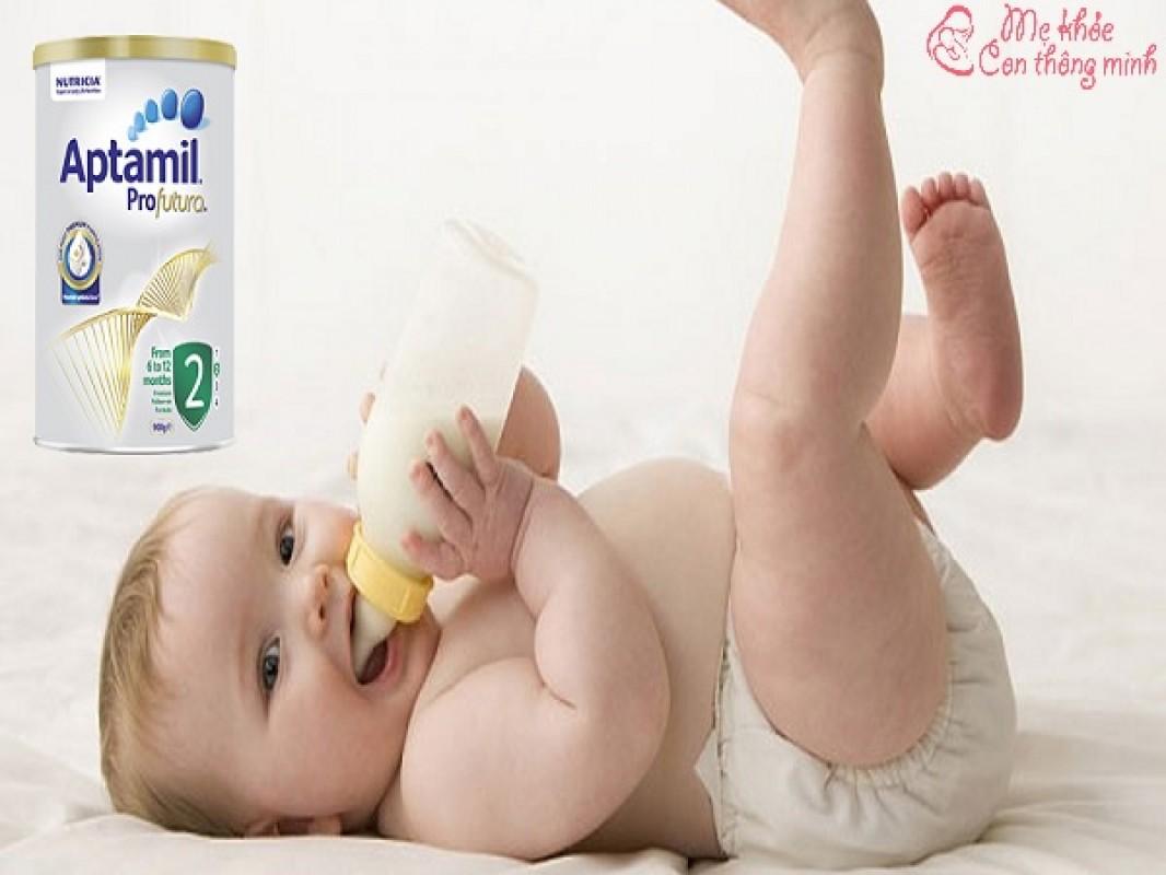 Sữa Aptamil Úc Có Tốt Không? Có Nên Dùng Cho Con Không?