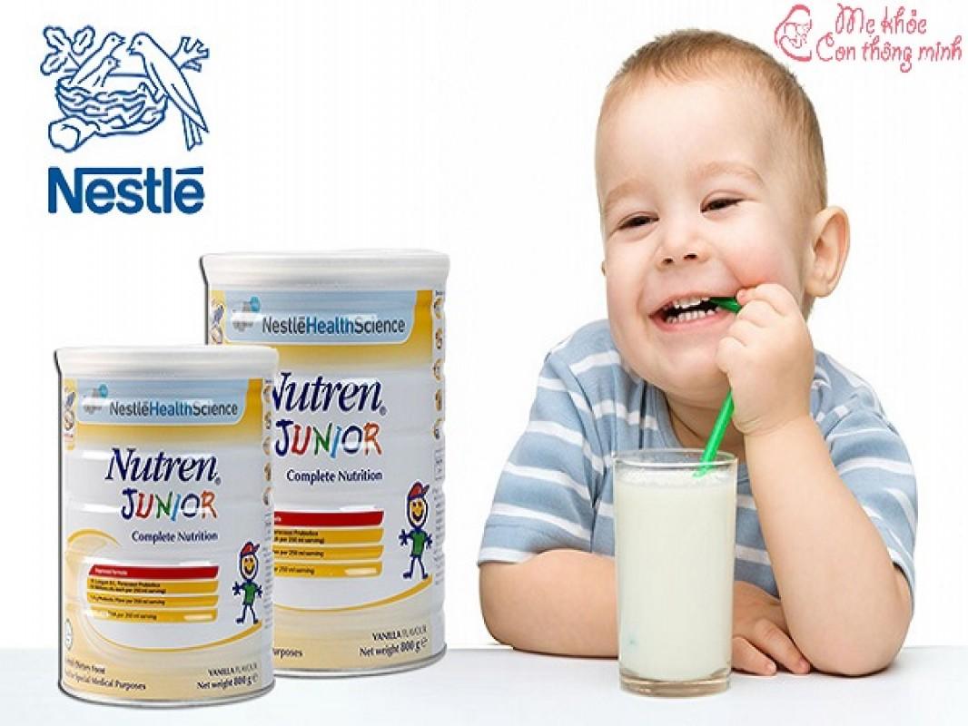 Sữa Nutren Junior Của Nước Nào? Nên Dùng Cho Trẻ Trong Độ Tuổi Nào?
