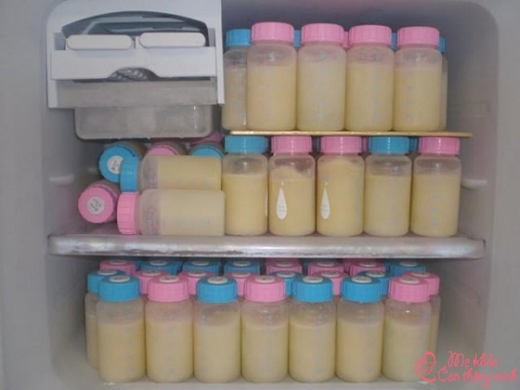 Cách Bảo Quản Sữa Mẹ Tốt Nhất Để Không Bị Mất Chất Dinh Dưỡng