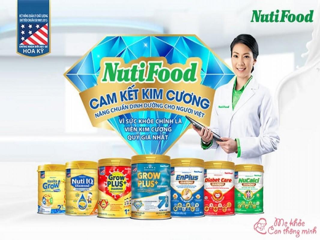 Sữa Nutifood Có Tốt Không? Có Nên Dùng Cho Bé Không?