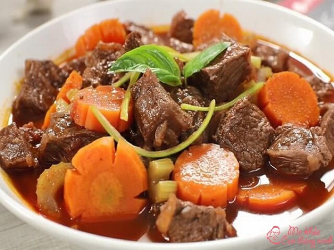 Cách Nấu Bò Kho Thơm Ngon, Đúng Điệu, Ăn Là Mê