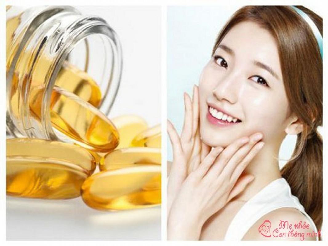 Uống Vitamin E Có Tác Dụng Gì? Những Lợi Ích Tuyệt Vời Từ Vitamin E