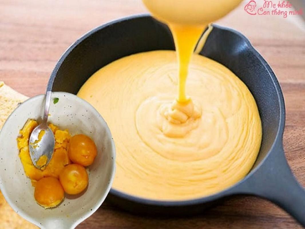 4 Cách Làm Sốt Trứng Muối Ngon, Đậm Vị, Bạn Nên Biết