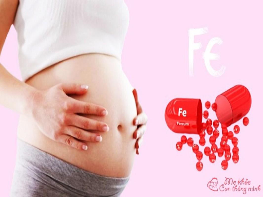 4 Loại Thuốc Sắt Tốt Nhất Cho Bà Bầu, Mẹ Không Uống Quả Thật Đáng Tiếc