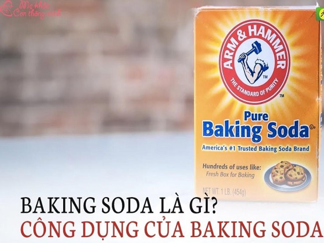 12 Công Dụng Tuyệt Vời Của Baking Soda Mà Không Phải Ai Cũng Biết