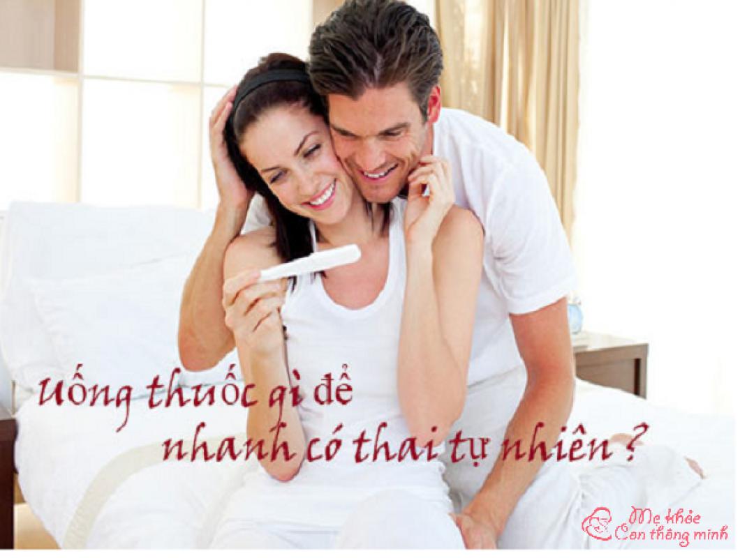 Trước Khi Mang Bầu Uống Thuốc Gì Để Nhanh Có Thai?