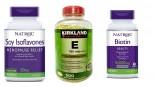 [SIÊU KHUYẾN MẠI] Combo vitamin hỗ trợ cân bằng nội tiết tố, giúp đẹp da và hỗ trợ nhanh mọc tóc