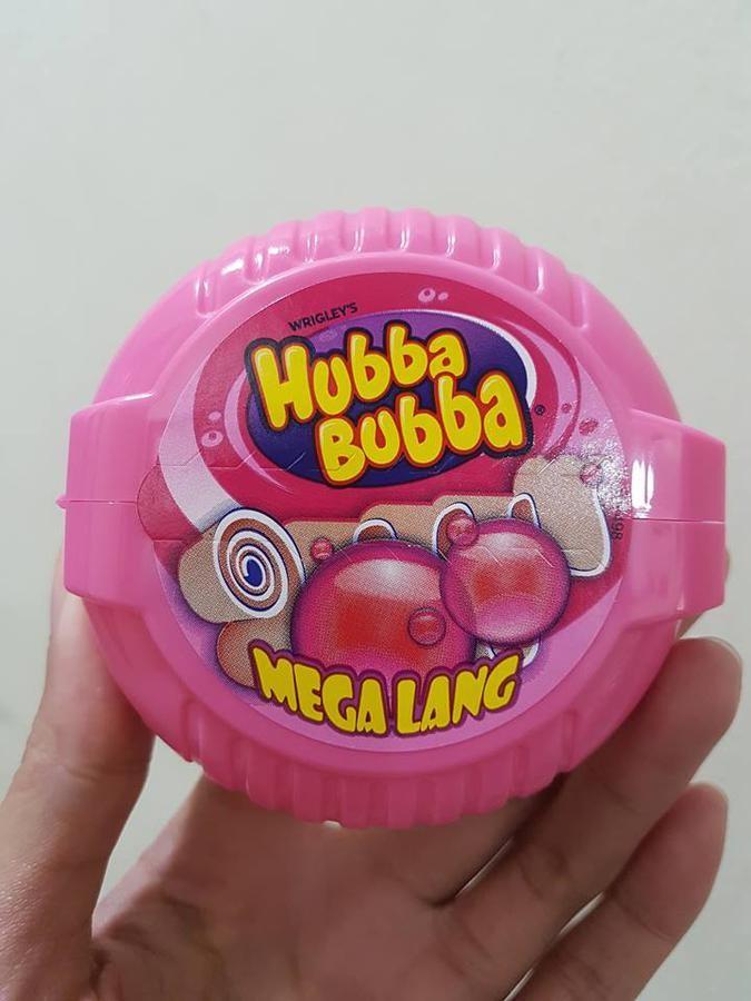 Kẹo Gum Hubba Bubba Kéo Dài 3 Vị Cho Bé