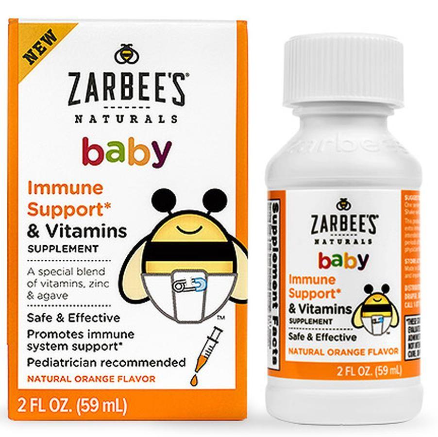 Siro Zarbee's Baby Tăng Đề Kháng Cho Bé Từ 2 Tháng Tuổi